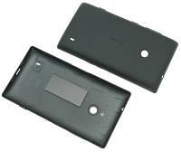 Задняя крышка (панель) Microsoft/Nokia Lumia 520 черная