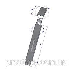 Стойка бортовая (BHS 600 K300)