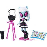 Май литл пони мини-кукла Девушки Эквестрии Фотофиниш с аксессуарами. Оригинал Hasbro