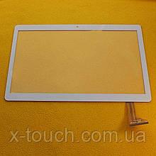 Тачскрін, сенсор ASUS Z101 колір білий для планшета, 236х164 .