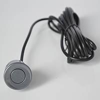 Автомобильный Парктроник 4 Датчика с дисплеем. Парковочный радар. Цвет Темно-серый
