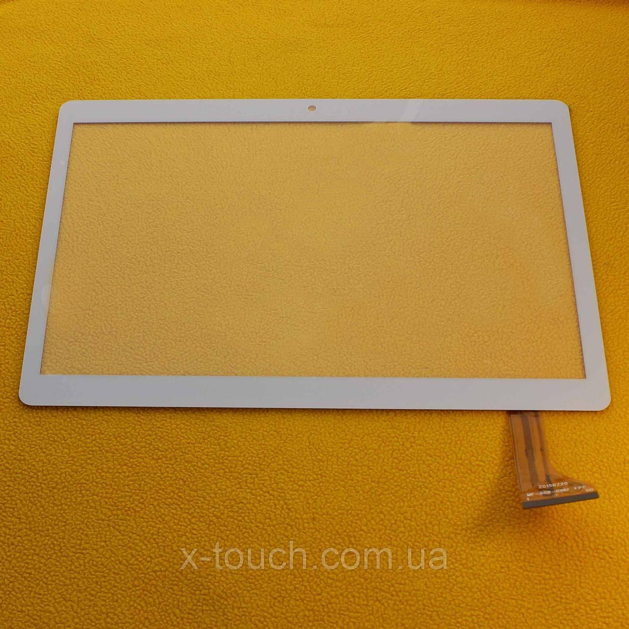 Тачскрин, сенсор  MJK-0419-FPC Белый для планшета,222х157