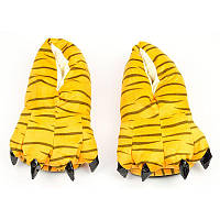 Тапочки кигуруми (тигровые) 140417-059