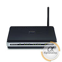 Маршрутизатор D-Link DSL-2640U Wireless N150 ADSL2+ Modem Router б/у