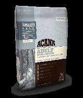 Acana (Акана) ADULT SMALL BREED 33/17 - корм для собак малых пород Heritage Formula 60/40/0 6кг.