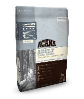 Acana ADULT SMALL BREED 33/17 - корм для собак малых пород Heritage Formula 60/40/0 6кг.