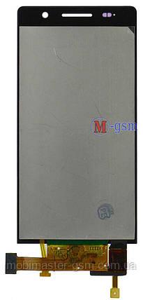 LCD модуль Huawei Ascend P6-U06 белый, фото 2