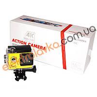 Экшн камера 4K Sj 8000 WiFi Ultra HD 4K Action Camera