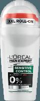 L'Oreal Men Expert Кульковий дезодорант-антиперспірант Sensitive Control 50мл.-оригінал