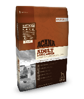 Acana ADULT LARGE BREED - корм для собак крупных пород Heritage Formula 60/40/0 17кг