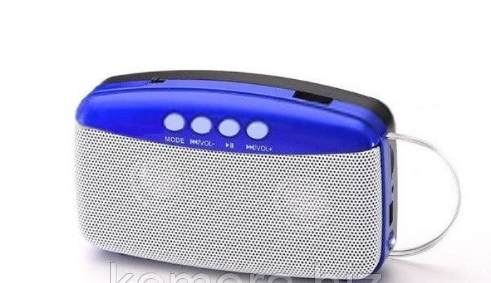 Портативный радиоприемник Bluetooth Колонка NNS NS-002 BT Радио приемник MP3