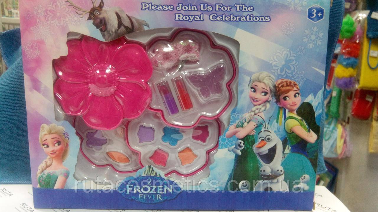 Детский косметический набор Frozen