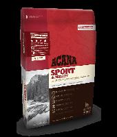 ACANA Sport & Agility - корм для собак Heritage Formula 75/25/0 11.4кг.