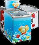 Наличие на складе морозильных ларей