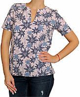 """Женская блузка с рисунком """"Таsani"""" №510-8"""