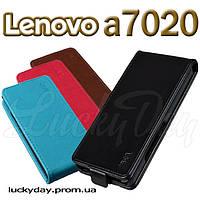 Флип чехол J&R для Lenovo a7020 vide K5 note a40 a48 pro