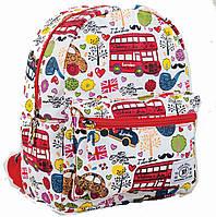 Красивый подростковый рюкзак ST-15 English