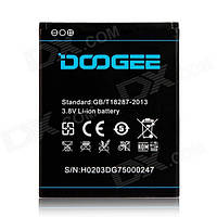 Батарея (АКБ, аккумулятор) для Doogee DG750 Iron Bone, 2500 mAh, оригинал