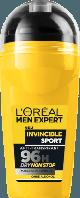 L'Oreal Men Expert Кульковий дезодорант-антиперспірант Invincible Sport 50мл.