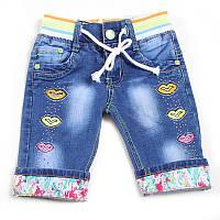 Шорты для девочки, джинс