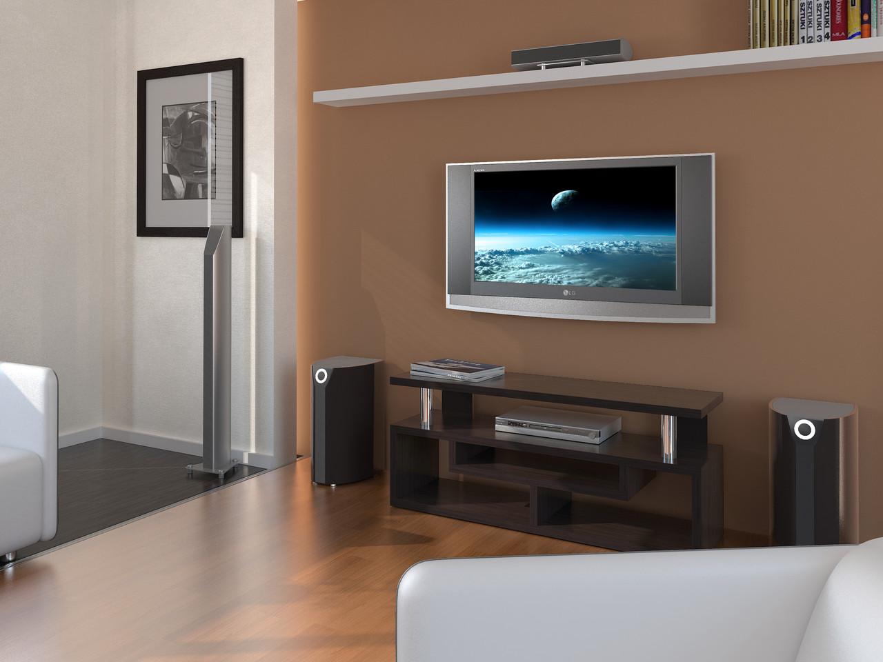 Тумба TV-line 04 (венге)