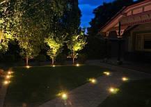 Светодиодный тротуарный линзованный светильник LM989 9W 6500K IP65 220V Код.58904, фото 3