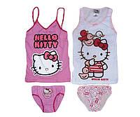 Комплект для девочки, Hello kitty размеры 2/3,4/5,6/8, арт. 730-564