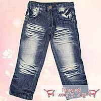 Брюки джинс для мальчика Размеры: 2-3-4-5-6 лет (5288)