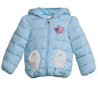 Куртка для дівчинки (Зріст 90)