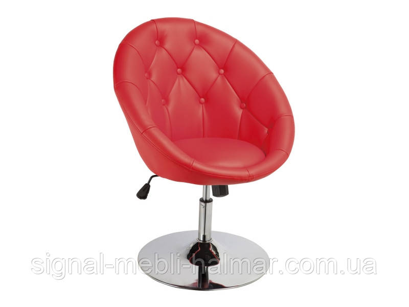 Кресло C-881 signal (красный)