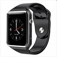Смарт годинник - розумні годинник Smart Watch A1 ЧОРНІ SKU0000544, фото 1