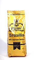 Кофе в зернах Veronesi Brasilia 1кг