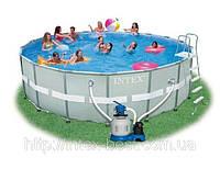 Каркасный бассейн Intex 54926,28332 Ultra Frame Pool - 549 x 132 см, фото 1