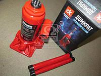 Домкрат бутылочный, 4т, красный H=185/350                                                       JNS-04