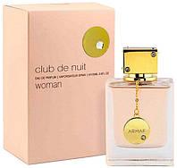 Club de Nuit Woman парфюмированная вода 105ml