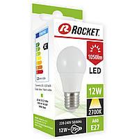Светодиодная лампа LED Корея тёплый свет А60 12w цоколь Е27 LE4003851