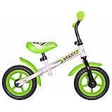 Велобіг від - беговел Alexis BabyMix WB-168 10 дюймів, фото 2