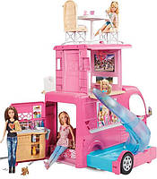 Фургон для путешествий Барби (Кемпер) / Barbie Pop-Up Camper Vehicle