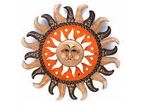 "Зеркало мозаичное ""Солнце"" (d-40 cм) ( 29391)"
