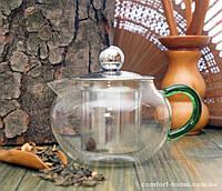 Чайник - заварник стекло 300мл арт 9200015-1