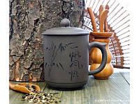 Кружка - заварник глиняная Исин арт 9200051-3