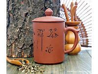 Кружка - заварник глиняная Исин арт 9200051-1