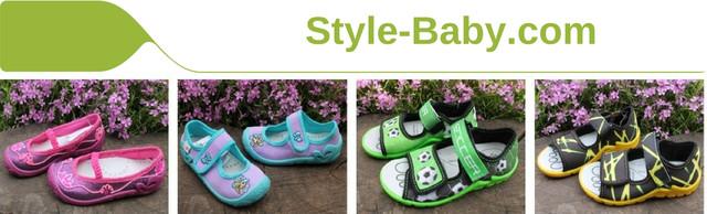 текстильная детская обувь на лето интернет магазин style-baby.com