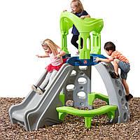 """Детский игровой комплекс """"Башня ловкости"""" - Step 2 - США- есть разнообразные отверстия для лазанья"""