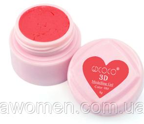 Гель-пластилин 3D Modelling Gel № 08