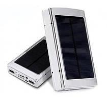 Power Bank Solar 20000mAh LED фонарь солнечная панель