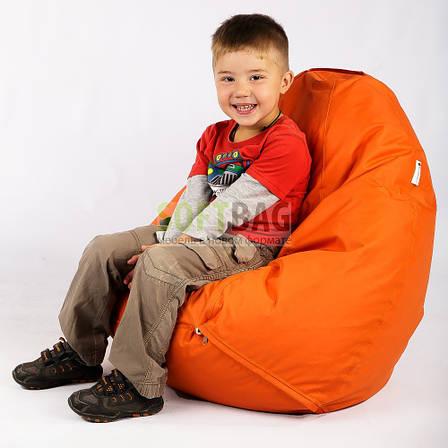 Кресло груша L (детское) (ассортимент оббивки), фото 2