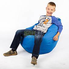 Кресло груша L (детское) (ассортимент оббивки), фото 3