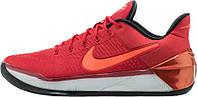 Баскетбольные мужские кроссовки 2017 Nike Kobe Bryant A.D. University Red (Найк) красные