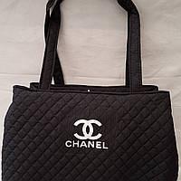 96c4f6d4a779 Сумка женская стеганая Chanel (Шанель) 43x30x15 (Ваня 0630283456)